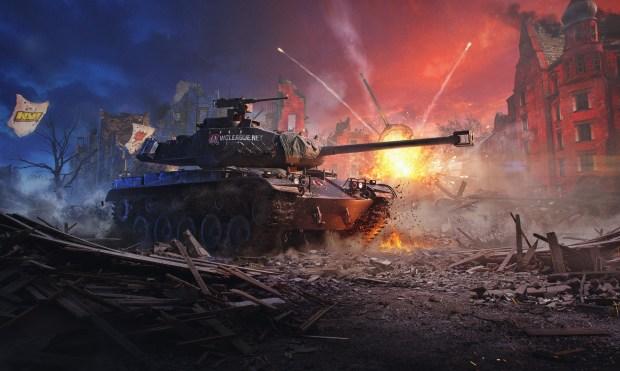 GF Tank