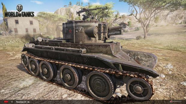WoT Console: February Overview « Status Report