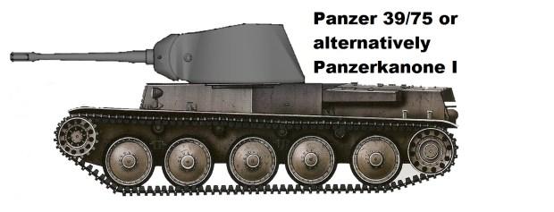 Panzer 39-75