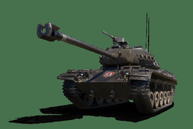 leKpz M 41 90 mm GF-Black Dog