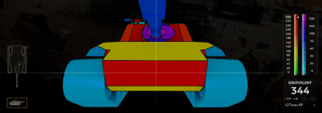 Object 268 v4Front hull test 1