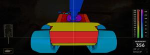 Object 268 v4Front hull test 2