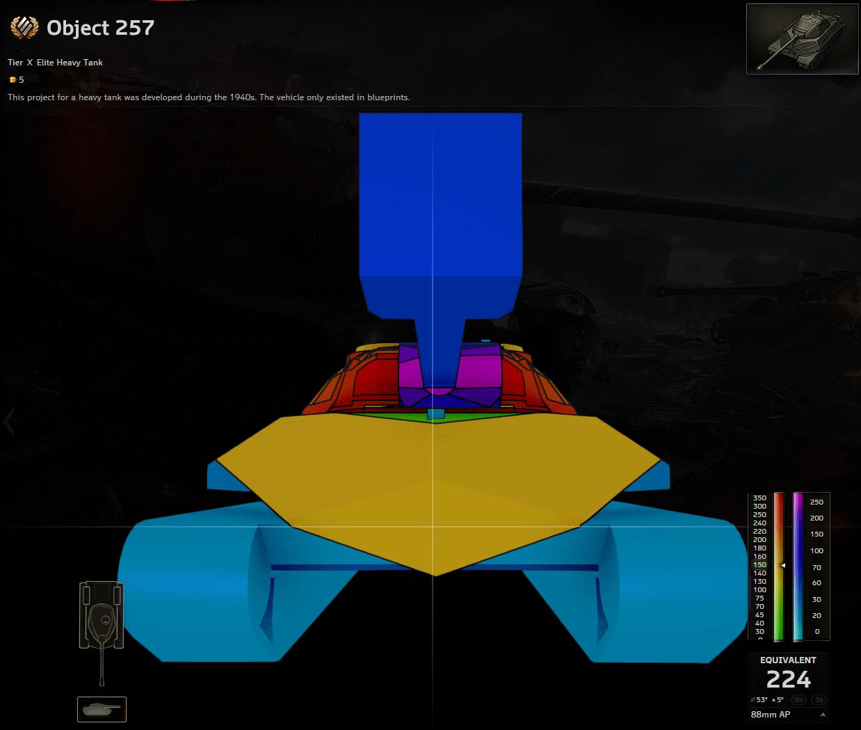 Tier X reward