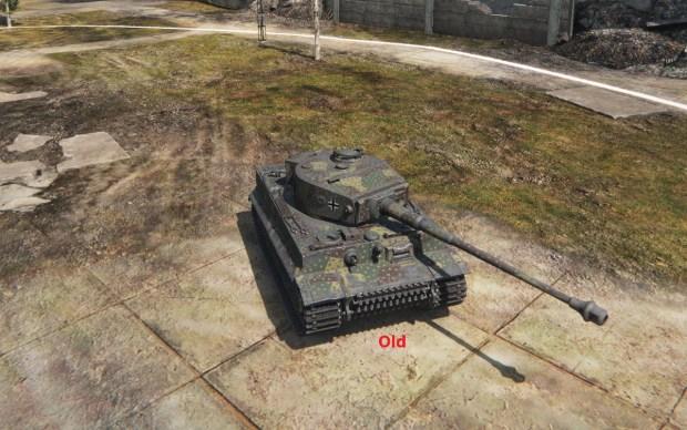 wot tiger 1 matchmaking