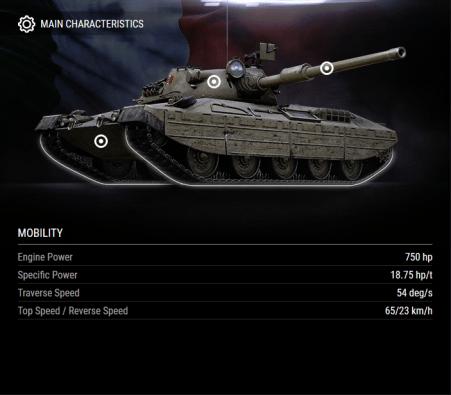 Progeto M40 Mod. 65 G Mobility