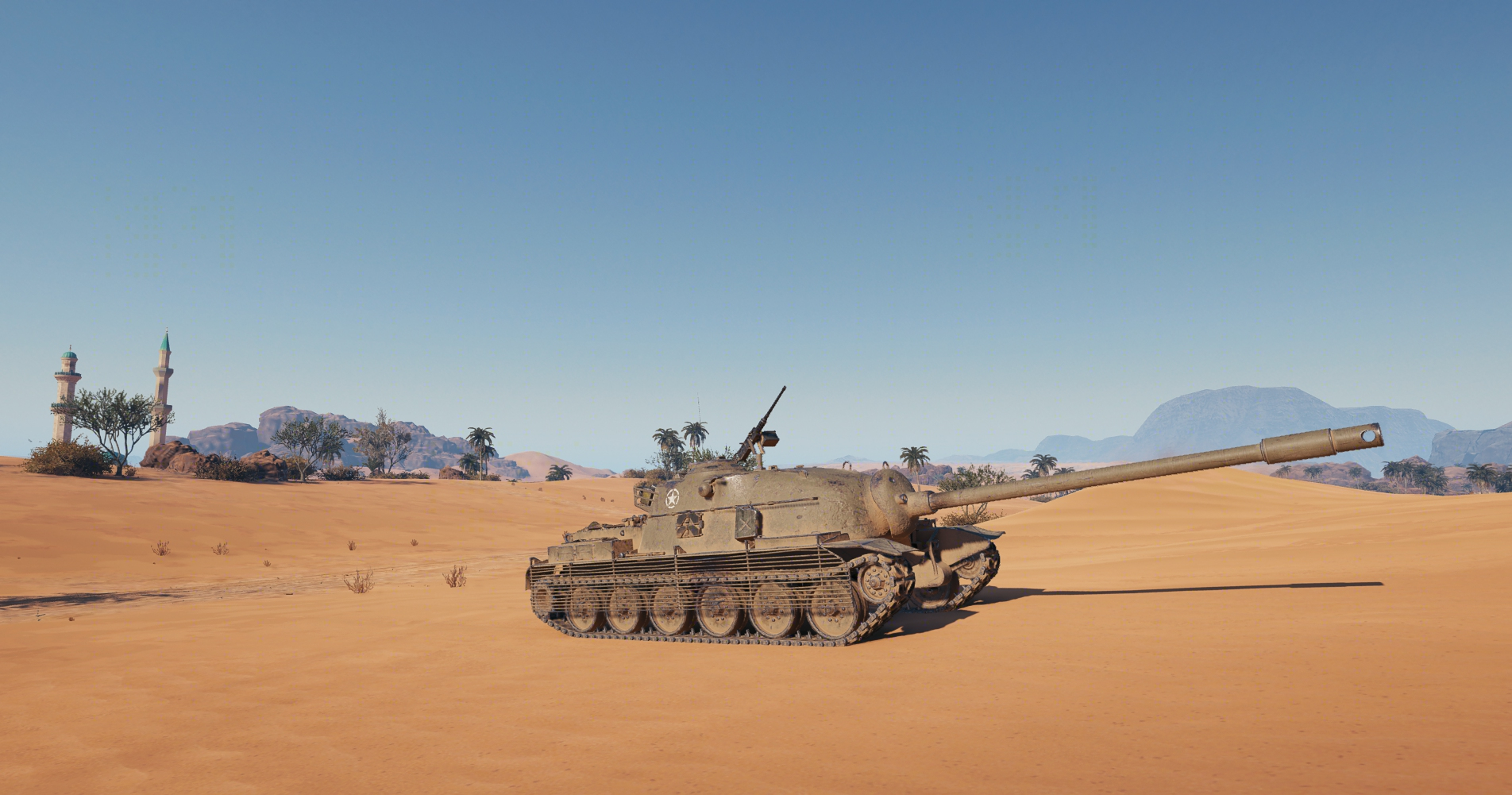 WoT : In Supertest: TS-5 « Status Report