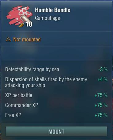 Humble Bumble camo