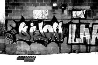 GraffitiB&W