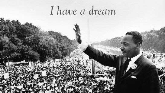 martin-luther-king DREAM