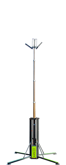 K45 360° Large Area Mobile Floodlighting