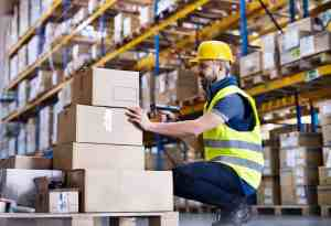 riteSCAN, a mobile warehouse for SYSPRO