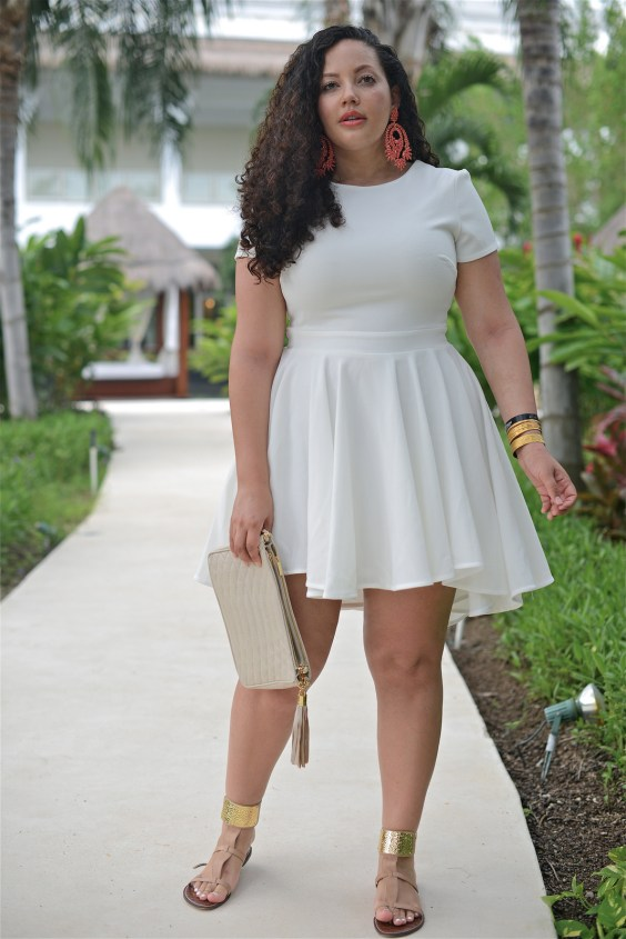 outfit for plus size