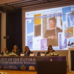 Институт ритмологи на международной конференции в Лимассоле