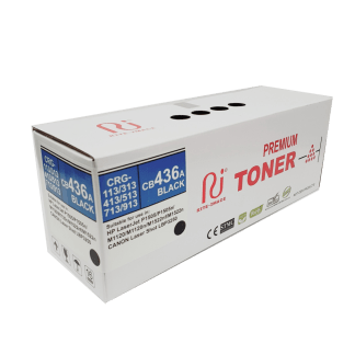 Hp premium 36A compatible toner cartridge