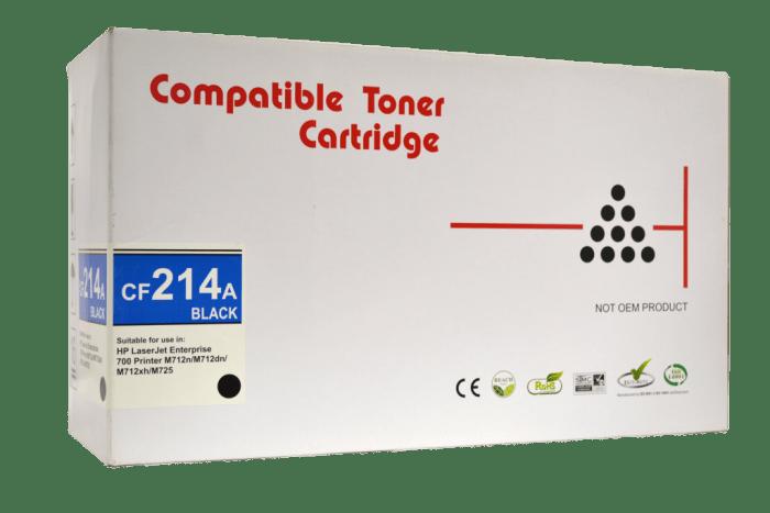 Rite Image 14A - CF214A Hp Compatible Toner Cartridge
