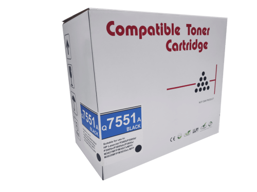Hp premium 51A compatible toner cartridge