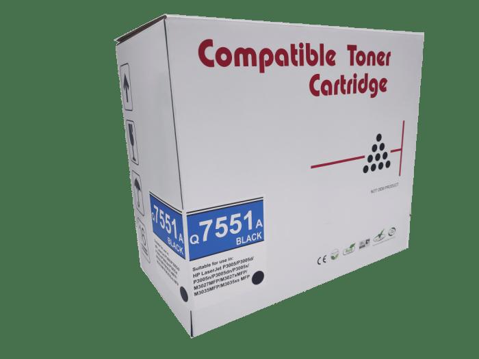 Hp premium 51A compatible toner cartridge