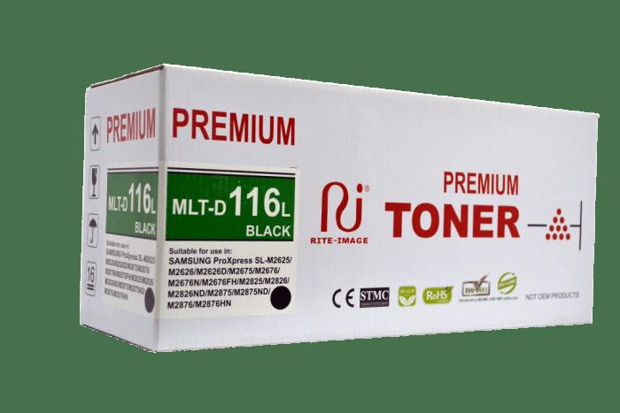 Rite Image Samsung MLT-D116L Premium Compatible Toner Cartridge