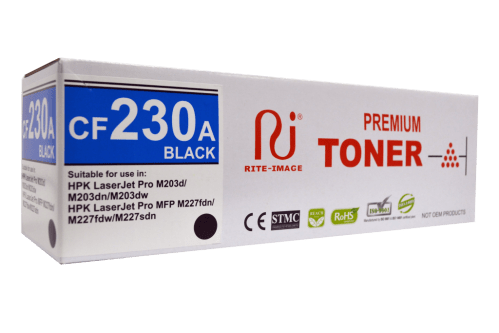 Rite Image Hp CF230A Premium Compatible Toner Cartridge