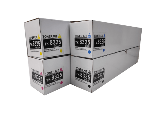 Kyocera mita TK 8325 compatible toner cartridge