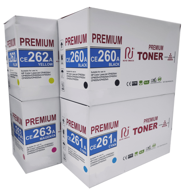 Hp premium 260A compatible toner cartridge