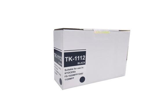 Kyocera Mita TK1110/ TK1112 compatible toner cartridge