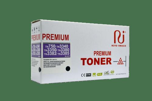 Brother TN750/ TN3340/ TN3350/ TN3380/ TN3382/ TN3385 Compatible Toner Cartridge