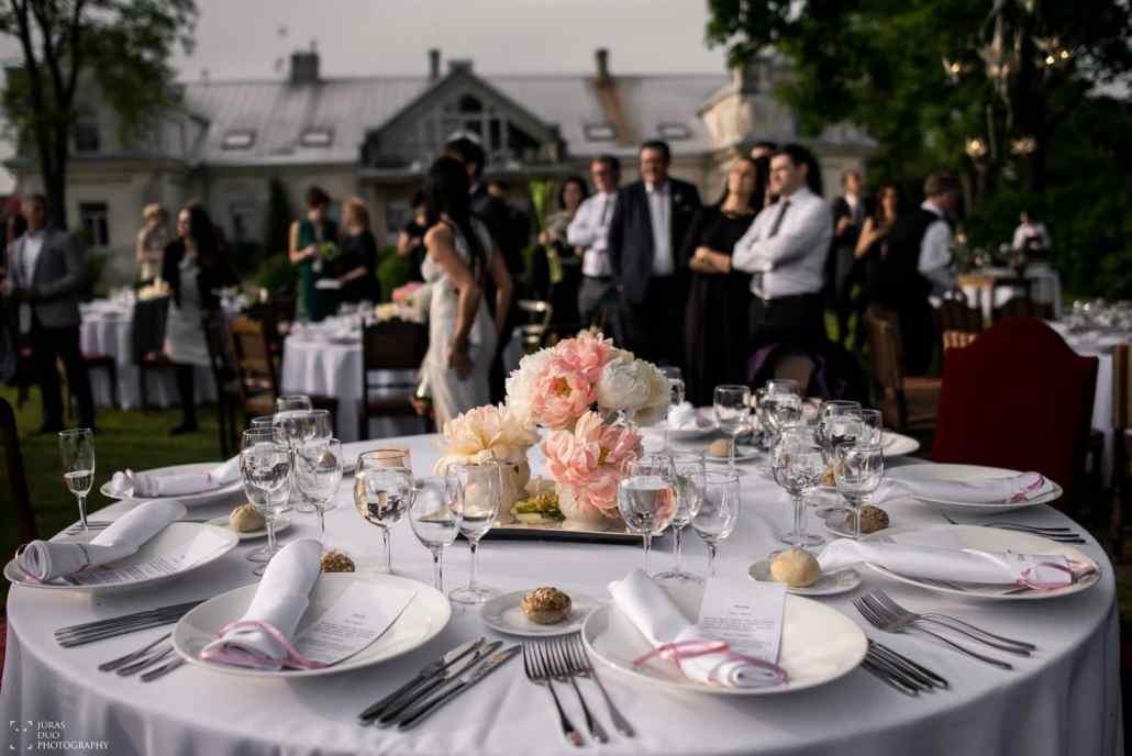 Vestuvių pokylis Taujėnų dvare
