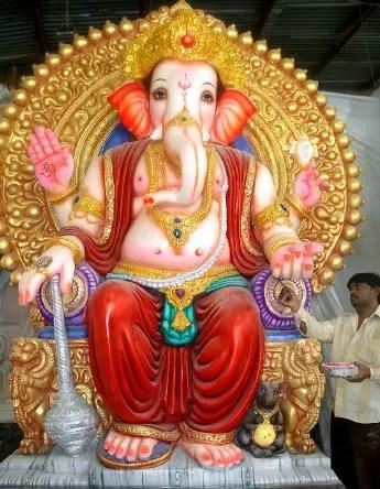 Ganesha Chaturthi festival