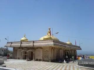 Jwalamukhi temple - Sati Shakti Peeth