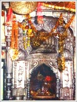 Devi Maa at Jwalamukhi temple