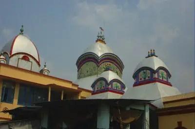 Kalighat Mandir at Kolkata