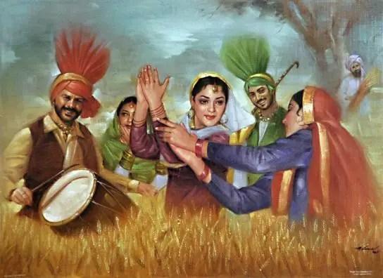 Baisakhi - Punjabi new year