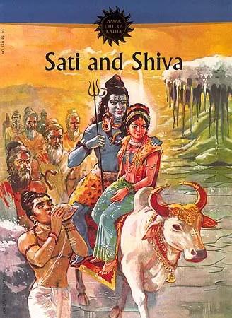 Sati And Shakti Peeths Indian Mythology
