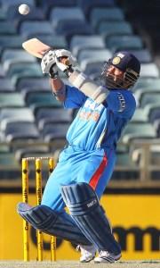 Sachin Tendulkar - playing upper cut