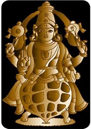 Kurma avatar - Dashavatar