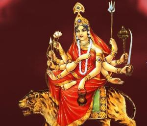 Chandraghanta - Navaratri - third form of Durga