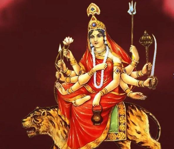 Chandraghanta - Navaratri - third form of Durga