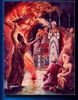 Durvasa and Ambarisha