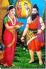 Ravana and Sita