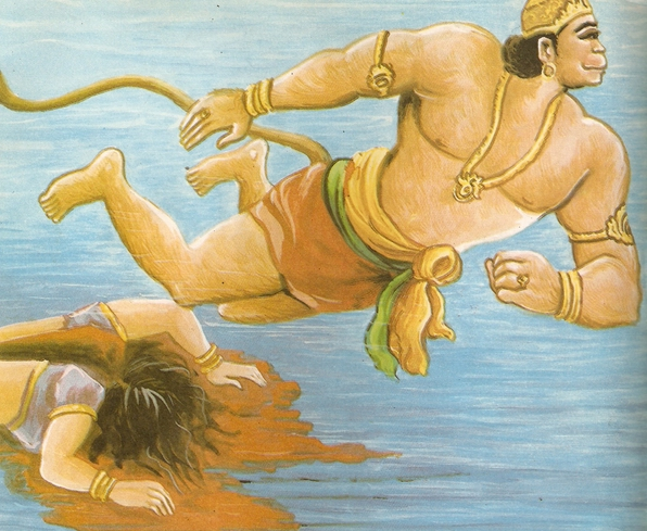 blindness in ramayana essay Essay on the ramayana by valmiki - the ramayana by valmiki has influenced and shaped all aspects of indian society the ramayana was written at around 550 bc in sanskrit.