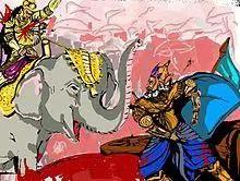Uttara - prince of Virata