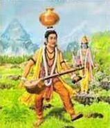 Narada and Lord Vishnu's challenge