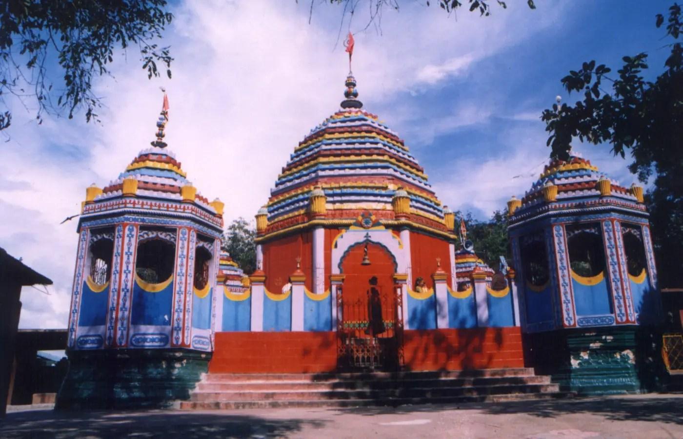 Rajrappa temple of Maa Chinnamastika