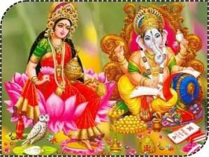 Laxmi and Ganesh
