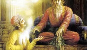 Dhritarashtra and Vidura