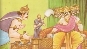 The Ramayana (Rama and Ravana) story in pictures – Yuddha