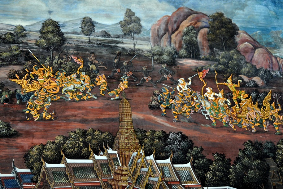 Ramayana Yuddha Kand