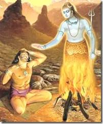 Vishnu and Mura