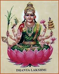 Ashta Lakshmi - Dhanya Lakshmi